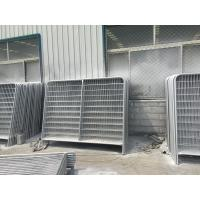 Wholesale Roll Top Temporary Fence 2100mm x 2500mm panels Meet AS4687-2007 from china suppliers
