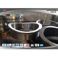 Quality Large Scale Forging Stainless Steel Weld Neck Flanges Rough Machining for sale