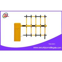Wholesale Low Noise Security Arm Barrier Gate System for car parking management from china suppliers