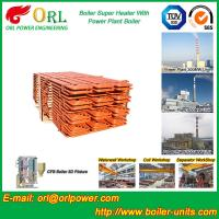 Wholesale Fire Tube Boiler Superheater / Super Heaters For Petroleum Industry from china suppliers