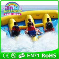 Wholesale flying fish boat pvc inflatable banana boat flying fish boat for sale from china suppliers