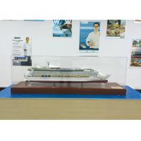 Wholesale Mariner Of The Seas Royal Caribbean Cruise Ship Models , Handcrafted Model Ships from china suppliers