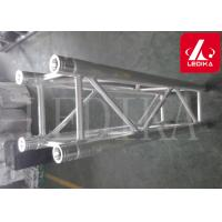 Wholesale Large Capacity Outdoor Heavy Truss , Aluminum Screw And Spigot Combined Stage Truss Systems from china suppliers