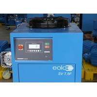 Wholesale 10hp 7.5kW Rotary Screw Type Air Compressor , Direct Driven Air Compressor Variable Speed from china suppliers