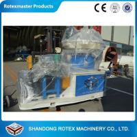 Capacity 1-1.5t/H Cotton Seed Sawdust Pellet Making Machine With CE Approval