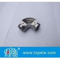 Wholesale TOPELE BS Two Way Through Circular Malleable Aluminum Junction Box, Galvanized Electrical Conduit Fittings from china suppliers