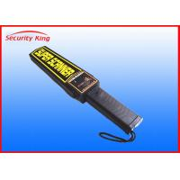 Wholesale Super Scanner MD3003B1 security metal detectors wand CE FCC UL RoHS from china suppliers