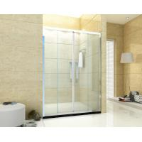 Wholesale bathroom,shower door, shower enclosure,shower room , stainless steel shower glass HTC-702 from china suppliers