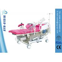 Wholesale Remote Controller Electric Obstetric Delivery Bed , Leg Section Up / Down Movement from china suppliers