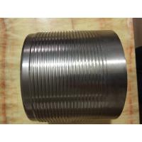 "Wholesale Super SS Steel Oil Pipe Tubing And Casing Connection OD 2 3/8""- 4 1/2"" from china suppliers"