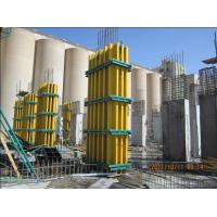 Wholesale Tough Square / Rectangle Concrete Column Formwork With Variational Dimension from china suppliers
