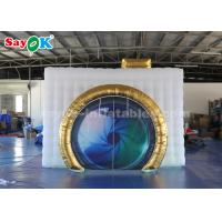 Wholesale White Inflatable Photo Booth Enclosure with Blower for Event, Show, Exhibition from china suppliers