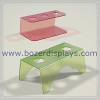 Quality POP Acrylic Ice Cream Display Stand for sale