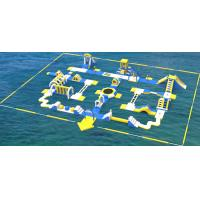 Wholesale Giant Inflatable Water Park Equipment / Inflatable Sea Water Park For Adults And Kids from china suppliers