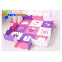 Buy cheap Children PlayMat With Rails LOVE design from wholesalers