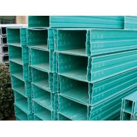 Wholesale Epoxy Resin Fiberglass GFRP Cable Tray , Light Weight GRP Cable Tray from china suppliers