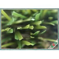 Quality Smooth Beautiful Outdoor Artificial Grass / Synthetic Grass For Commercial for sale