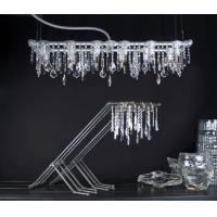 Wholesale Artistic Industrial Luxury Crystal Chandelier Shining Banqueting Shabby Chic Chandelier from china suppliers