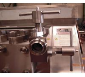 Quality Semi - Automatic Ice Cream Homogenizer High Production Efficiency for sale