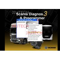 Wholesale Scannia SDP3 Truck Diagnostic Software Use On Winxp Systerm from china suppliers