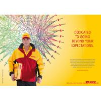 Wholesale Five days DHL Express service to south africa from shenzhen from china suppliers