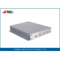Wholesale Asset Tracking RFID Long Range Reader With 4 Antenna Interface Adjustable RF Power from china suppliers