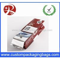 Wholesale Stand Up Aluminum Foil Pouches Coffee Packaging Bags With Center Seal Bag from china suppliers