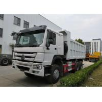 Wholesale Sinotruk howo7 6x4 White Heavy Duty Dump Truck from china suppliers