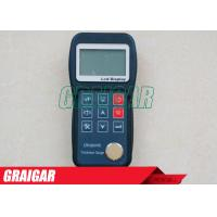 Wholesale High Resolution Ultrasonic Thickness Gauge Two Point Calibration White Backlight NDT310 from china suppliers