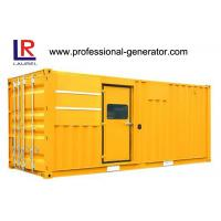Wholesale Four Stroke Low Oil Low Noise High RPM Industrial 618kVA Diesel Generating Set from china suppliers