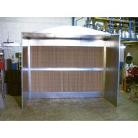 Wholesale custom designed furniture spray booths/powder coating line from china suppliers
