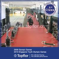 Wholesale Commercial Gym Flooring Rubber For Fitness Centre from china suppliers