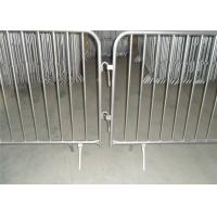 "Wholesale Baku EU games barrier 43""Hx84.6""W(1100mmHx2150mmW) Made In China ,Top Fence from china suppliers"