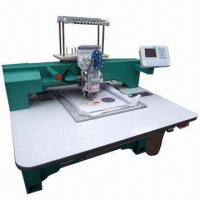 Buy cheap Light-duty Single Head Sequence Embroidery Machine with 250 to 1,000rpm Speed from wholesalers