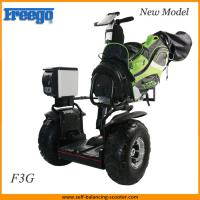 Wholesale 1000W Power Electric Mobility Scooter Segway Balance Scooter with Golf Holder, Freezer from china suppliers