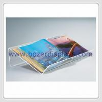 Wholesale Large and Extra-wide Acrylic Desktop Book Displayers from china suppliers