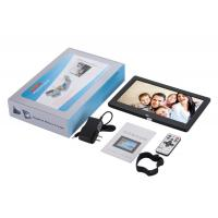 Quality 10.1 Android System Lcd Video Brochure Advertising Player / Allwinner A33 1024x600 4g / 1g for sale