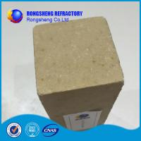 Quality Ceramic Firing Kiln Refractory Silica Brick For Coke Oven , Acid Resistant silica brick for sale