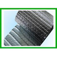 Wholesale AL / MPET Bubble Aluminum Foil Insulation Temperature Resistance from china suppliers