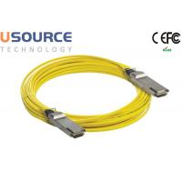 Wholesale Juniper Networks 10m 40G Fibre Channel QSFP to QSFP Active Optical Cable 10M QSFP+ AOC Cable from china suppliers