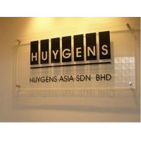 Wholesale POP wall-mounted frosted acrylic logo sign from china suppliers