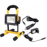 Wholesale 10w solar powered led flood light solar garden light outdoor from china suppliers