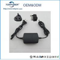 Quality ABS PC UL CE Safety Mark Dual Output Power Adapter For Tablet Pc for sale