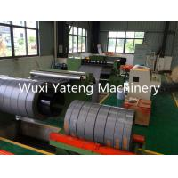 Buy cheap Carbon Steel 1 - 4mm Thickness Decoiling And Straightening Machine 1 Year Warranty from wholesalers