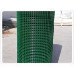 PVC Welded Wire Mesh Green,2x2,1x1
