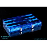 Wholesale Diverse Color Lucite Chess Backgammon Sets For Sale , Small MOQ from china suppliers