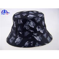 Wholesale Custom-made Sublimation Bucket Hats / Fashion Men Fishman Cap from china suppliers