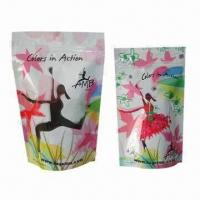 Buy cheap Snack Food Plastic Packaging Bags with Great Design from wholesalers