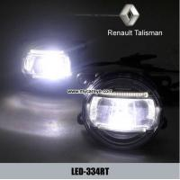 Wholesale Renault Talisman car front fog lamp replace LED daytime running lights DRL from china suppliers