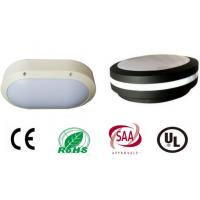 10W - 40W IP65 LED Bulkhead Light Outdoor Wall Light Black White Housing